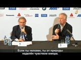 Пресс-конференция в Быдгоще (ч. 2)