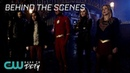 Elseworlds | Behind The Scenes - Arkham In Action | The CW