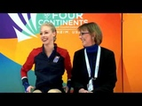 Bradie TENNELL (USA) - SP - (73.91) - Four Continents Figure Skating 2019