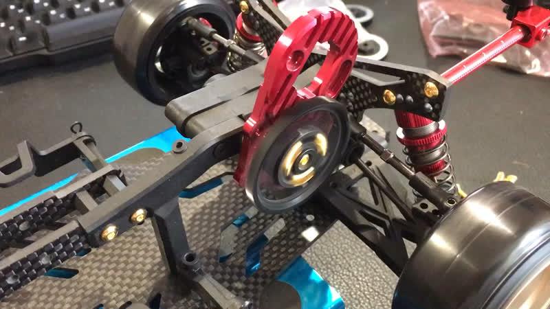 Mst rmx 2.0s gearbox