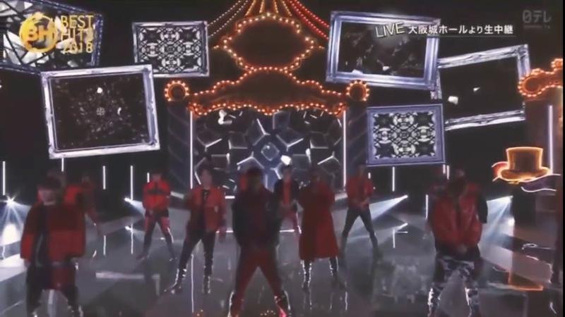 ベストヒット歌謡祭2018 EXILE