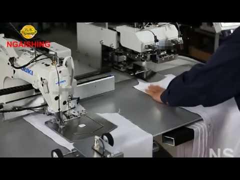 NGAI SHING NS 6068J Automatic Pocket Sewing Machine