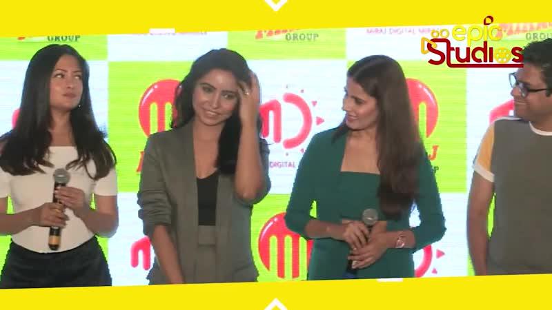 Pati Patni Aur Woh _ Launch Of Miraj Digital Miracle _ Neil Nitin Mukesh Riya