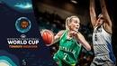 Argentina v Australia - Highlights - FIBA Women's Basketball World Cup 2018