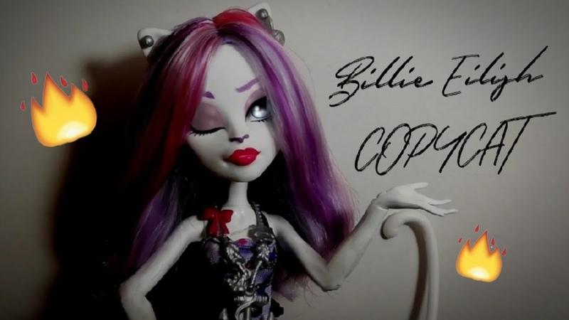 Клип Billie Eilish-COPYCAT☪100☪