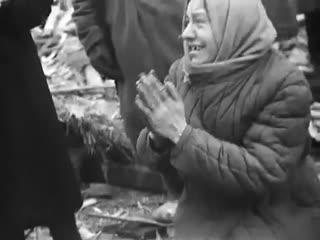 Битва за Москву 1941 год. Зверства фашистов-выродков при отступлении от Москвы.