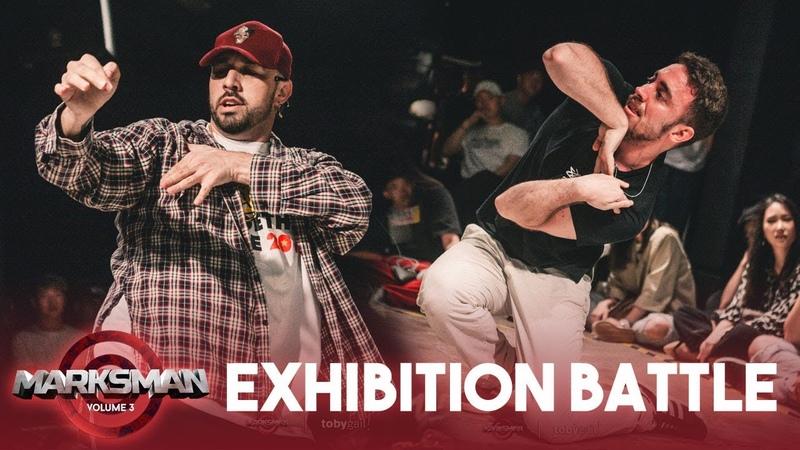 J Smooth (USA) vs Inox (ESP)   Exhibition Battle   Marksman Vol. 3   RPProds