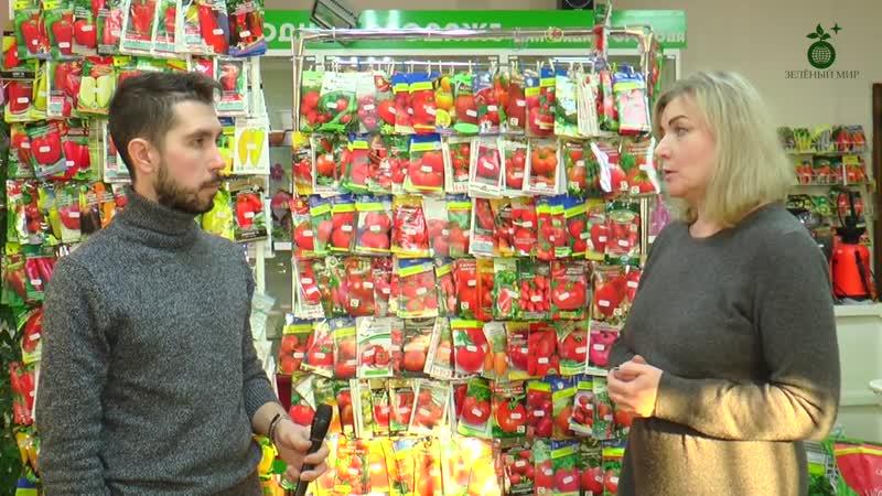 Выпуск 3 томаты и огурцы у себя дома