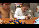 Сборка LEGO ninjago