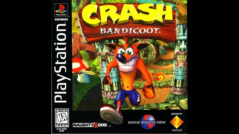 {Level 21} Crash Bandicoot 1 Soundtrack - Doctor-nitrus-brio Bonus Round (Looped)