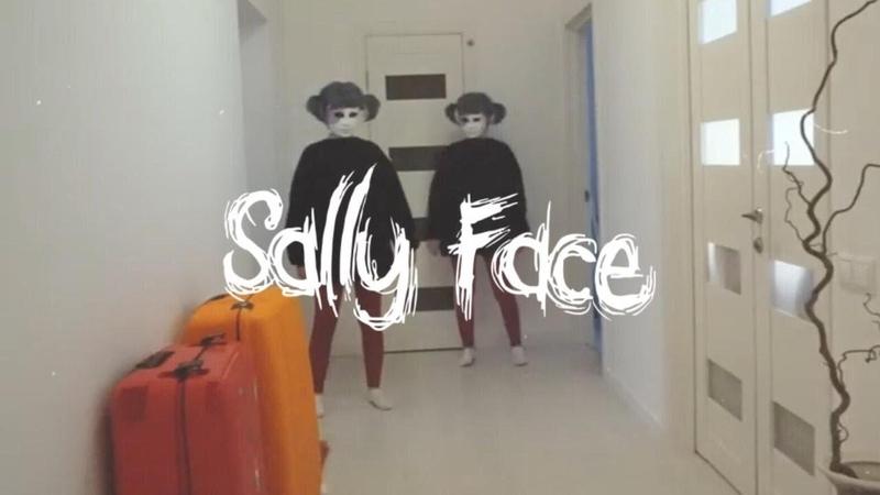 перевоплощение в Салли-Кромсали | Салли Фейс | Sally Face