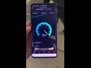 This is 5g on the brand new samsung galaxy s10 5g in front of my hotel. its crazy the diff