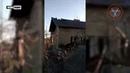 Последствия обстрелов со стороны ВСУ в селе Васильевка
