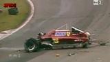 Gilles Villeneuve Death the last flight