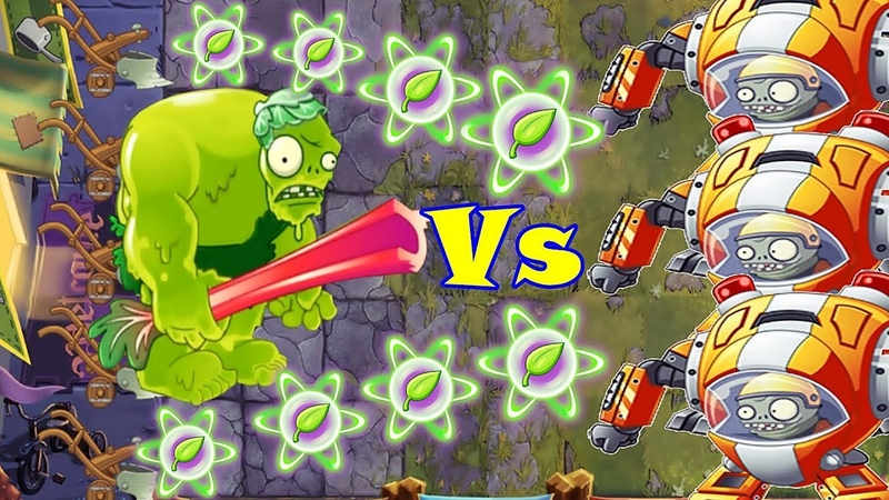Plants vs Zombies 2 BattleZ Zoybean Pod Pvz 2 Vs Z-Mech Pvz2 Gameplay 2019