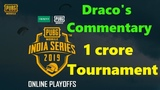 1 Crore Tournament OPPO x PUBG MOBILE India Series Online Playoffs Round One Day 3