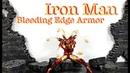 Kaiyodo Revoltech Amazing Yamaguchi Marvel BLEEDING EDGE ARMOR IRON MAN Action Figure Toy Review