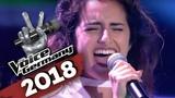 Zedd, Maren Morris &amp Grey - The Middle (Maria Pasqua Casti) The Voice of Germany Blind Audition