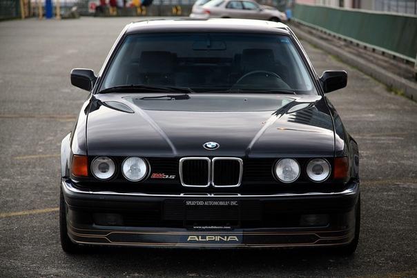 Light Обзор:Alpina B11 3.5 1990 Двигатель: 3.5 R6 М30В35Мощность: 254 л.с. при 6 000 об/минКрутящий момент: 325 Нм при 4 000 об/минТрансмиссия: Автомат 4 ступ. Макс. скорость: 245 км/ч Разгон