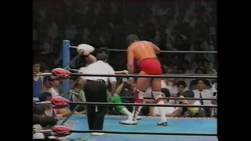 1994.07.30 - NTV All Japan Pro Wrestling Relay