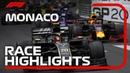 2019 Monaco Grand Prix Race Highlights
