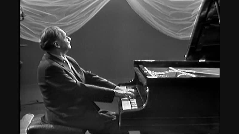 Wilhelm Kempff plays Robert Schumann - Papillons, Op.2
