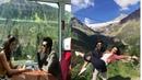 Full Video OF Sanaya Irani Mohit Sehgal Vacation in Switzerland 2018.
