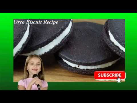 Oreo Biscuit Recipe in Tamil Eggless biscuit recipe in Pressure Cooker in Tamil Oreo cookies