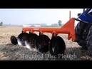 Champion Mounted Disc Plough