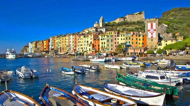 PORTO VENERE - Portovenere ( La Spezia - Italy ) - Patrimonio UNESCO - Golfo dei Poeti -