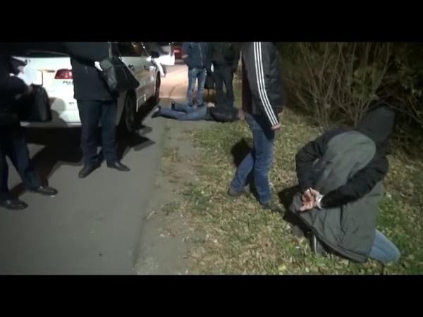 На Запоріжжі СБУ викрила на вимаганні організоване угруповання з діючих та колишніх поліцейських