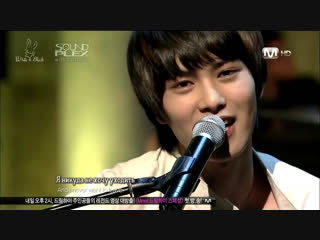 Lee Jong Hyun (CNBlue) - 'Maroon 5 - Sunday Morning' [рус.суб.]