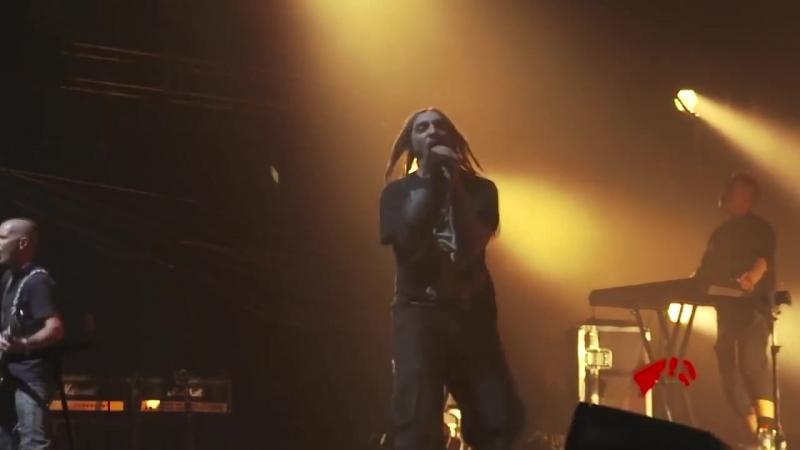Король и Шут-дурак и молния (live) На Краю