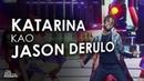 Katarina Baban kao Jason Derulo - Swalla