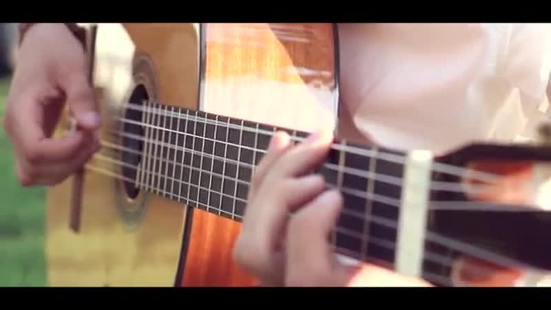 Баста Сансара Fingerstyle cover на гитаре