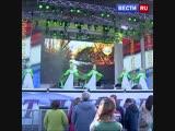 Приморье и Хабаровский край празднуют 80-летие!