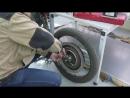 Проект Дуюнова - Плановое ТО велосипеда Грань (11.09.2018)