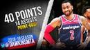 John Wall Full Highlights 2018.12.16 Wizards vs Lakers - 40 Pts, 14 Asts! | FreeDawkins