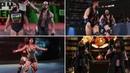 WWE 2K19 Entrances - Rusev Day, Bludgeon Brothers, Shield, Gable/Benjamin, Street Profits More!