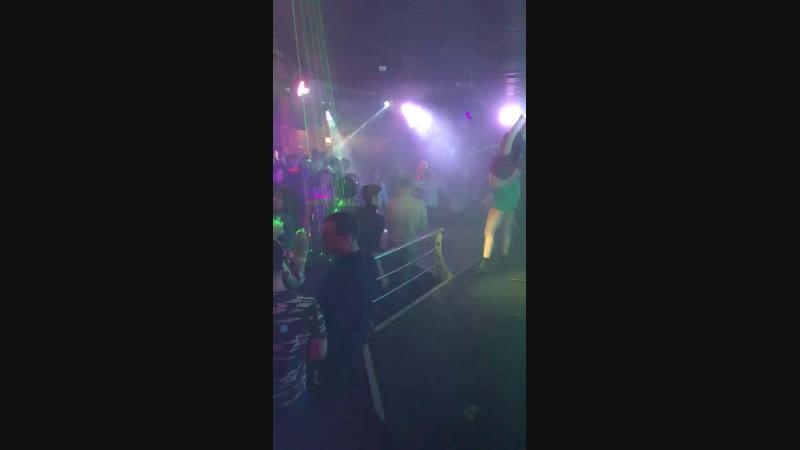 Удмуртская дискотека Эктоника. Клуб Пепел. Ижевск