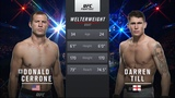 UFC London Free Fight Darren Till vs Donald Cerrone