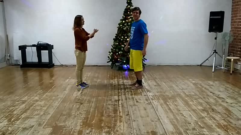 Lindy Hop BEG - 3 и 5 декабря