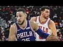 Chicago Bulls vs Philadelphia Sixers - Full Game Highlights Oct 18, 2018 NBA 2018-19