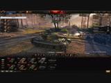 World of Tanks последний день 1-го эпизода. МАТ Звёздные войны какие то, CYKA. 16+