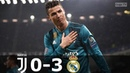 Juventus vs Real Madrid 0 3 UCL 2017 2018 Highlights English Commentary HD