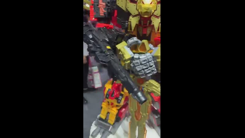 Power of the Primes - Predaking от компании Lubo(Wei Jiang).
