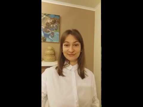 Видеоприглашение Юлии Котовой