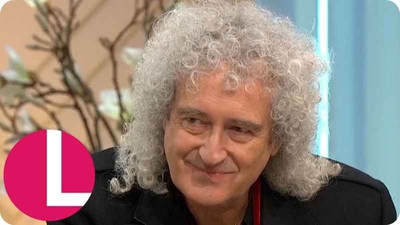 Brian May Says Freddie Mercury Would Love Queen's Continuing Legacy | Lorraine