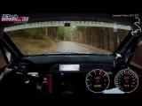 Beppo Harrach Lavanttal Rallye 2012 SP2 onboard Evo 9 R4