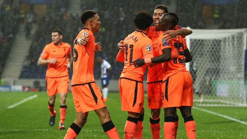 The Last Time The Reds Faced Porto
